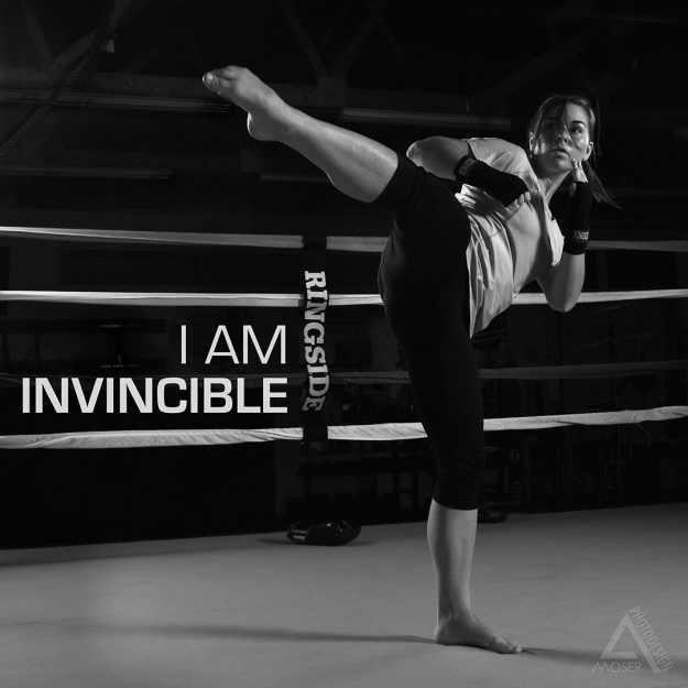 Alexis-Moser-High-Kick-I Am-Invincible