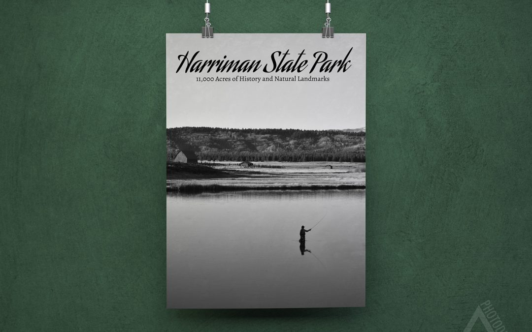 DAY 16: HARRIMAN STATE PARK POSTER