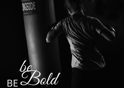 DAY 14: BE BOLD, BE STRONG