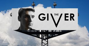 Alexis-Moser-The-Giver-Movie-Poser-Outdoor Mockup Template 07