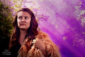 Alexis-Moser-themed-portrait-photogrpahy-Wandering-in-the-Purple-forest