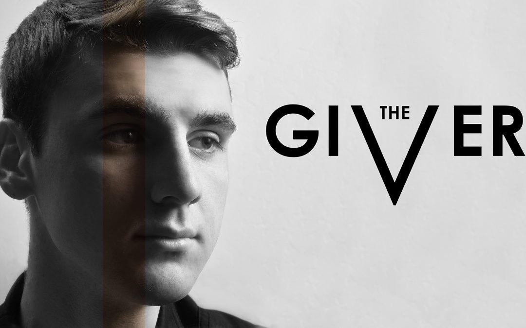 DAY 24: THE GIVER MOVIE POSTER